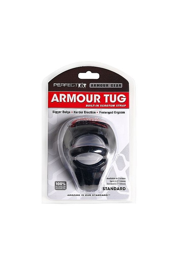 PERFECT FIT ARMOUR TUG - NEGRO