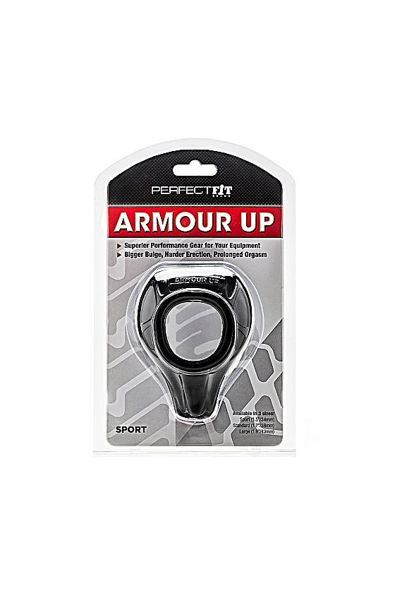 PERFECT FIT ARMOUR UP - NEGRO