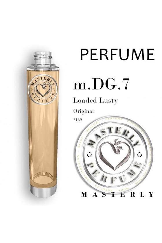 Perfume Original - Loaded Lusty  para ella - Floral - m.DG.7 - 139