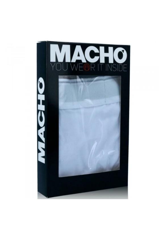MACHO MC086 BOXER MEDIO GRIS TALLA S