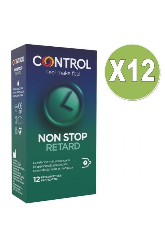 CONTROL NONSTOP RETARD 12 UNID PACK 12 UDS