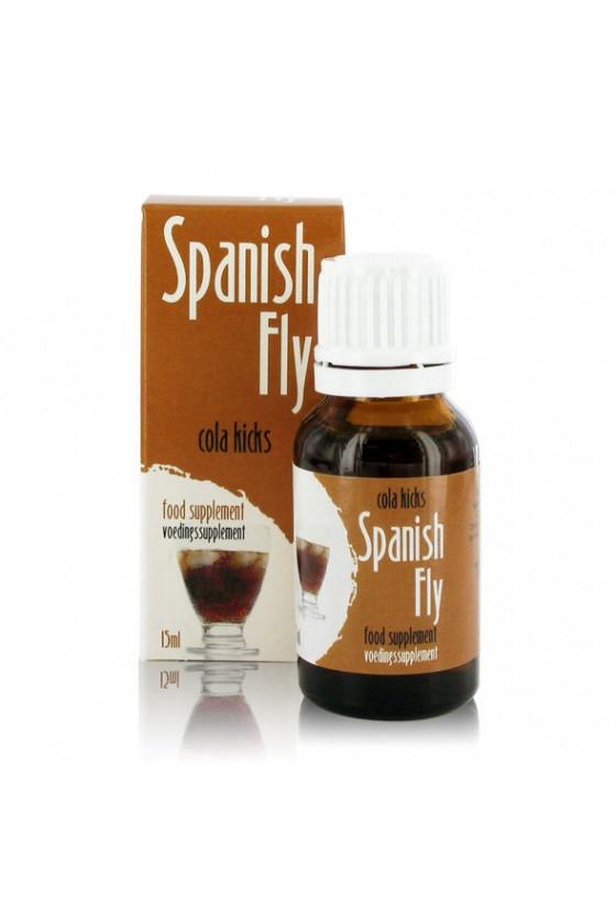 SPANISH FLY COLA KICKS GOTAS ESTIMULANTES