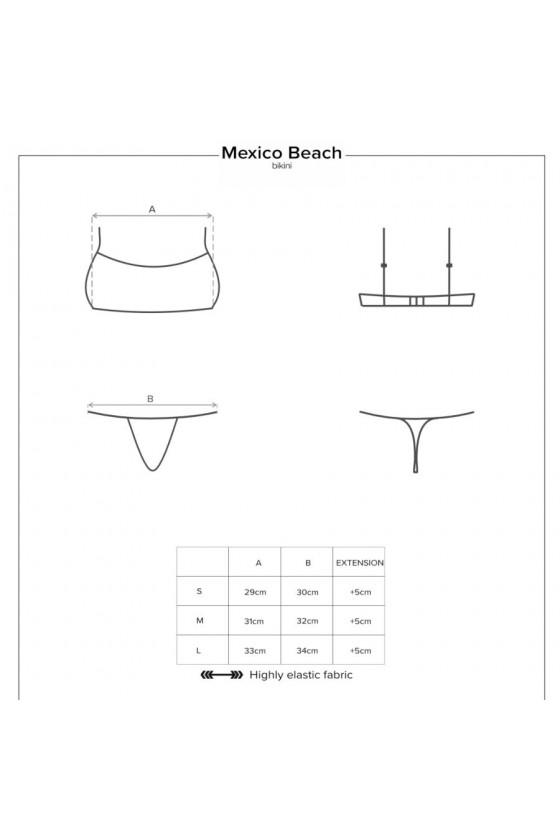 OBSESSIVE - MEXICO BEACH BIKINI