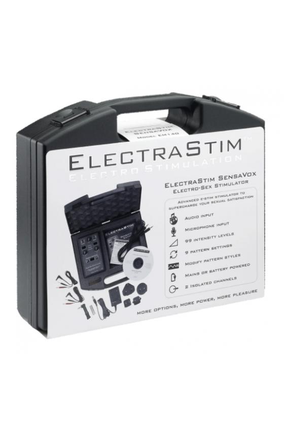 ELECTRASTIM  SENSAVOX E-STIM ELECTRO ESTIMULADOR