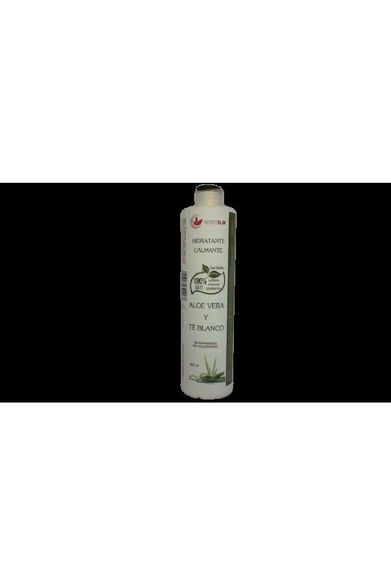 Geles De Baño - Aloe Vera y Té Blanco