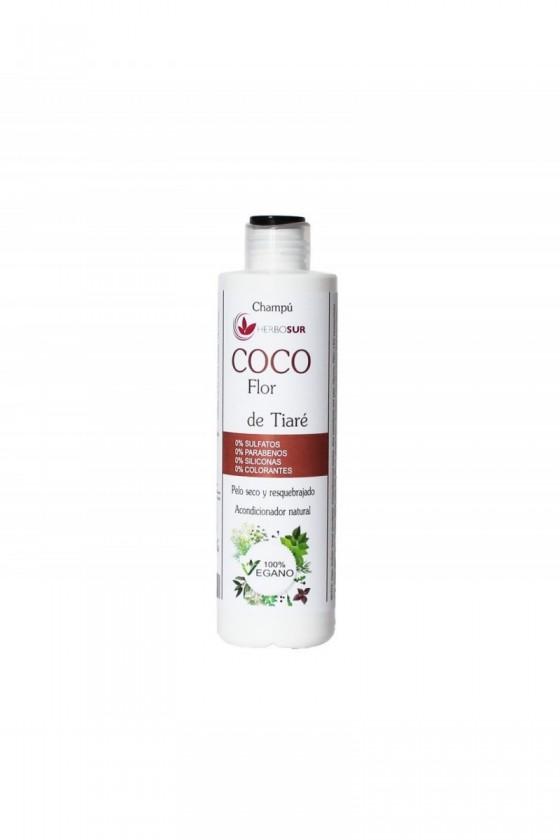 Champús - Coco y Flor de Tiaré - Sin Sulfatos