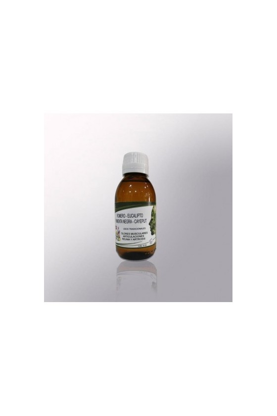 Aceites Vegetales - Dolores Musculares