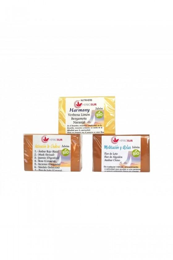Jabón Aromas - Jabón Activación Chacras